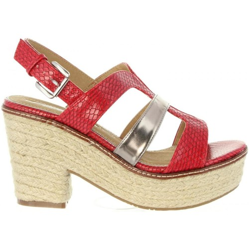 Maria Mare 66691 Rojo - Chaussures Sandale Femme
