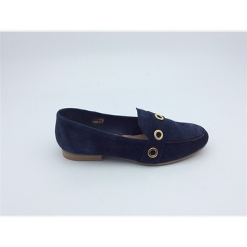 Chaussures Femme Mocassins We Do co11078 Bleu