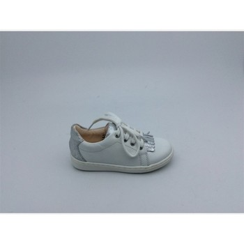 Chaussures Fille Baskets mode Shoo Pom ducky mex Blanc