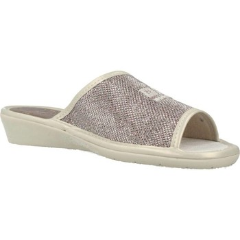 Chaussures Femme Chaussons Nordikas 8050B 8 Gris