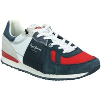 Chaussures Homme Multisport Pepe jeans PMS30415 BLEU