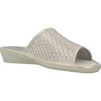 Chaussures Femme Chaussons Nordikas 3096 8 Argent