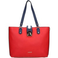 Sacs Femme Cabas / Sacs shopping Liu Jo N18267e0037 Shopping rouge