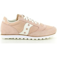Chaussures Femme Baskets basses Saucony JAZZ LOW PRO rose