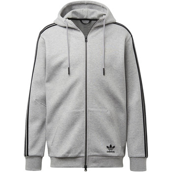 Vêtements Homme Vestes de survêtement adidas Originals Veste à capuche Curated Gris