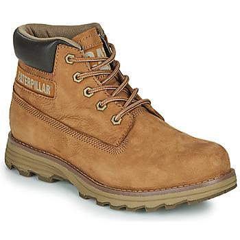 09237d0399e Chaussures Homme Boots Caterpillar FOUNDER Marron