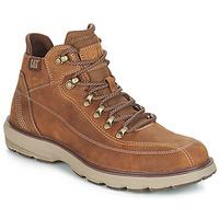 Chaussures Homme Boots Caterpillar PRIME Beige Foncé