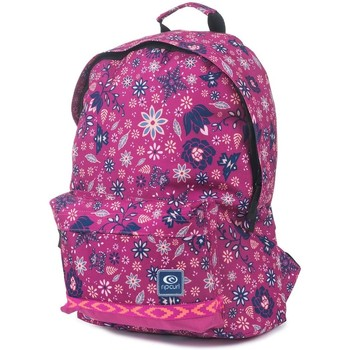 Sac à dos Rip Curl Palms Double Dome Pink rose i6Wm8