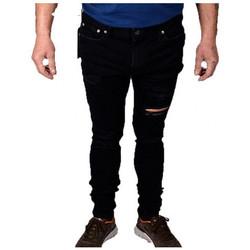 Vêtements Homme Jeans slim Jack & Jones JJILIAMJJORIGINALAM502LIDNOOSPantalons