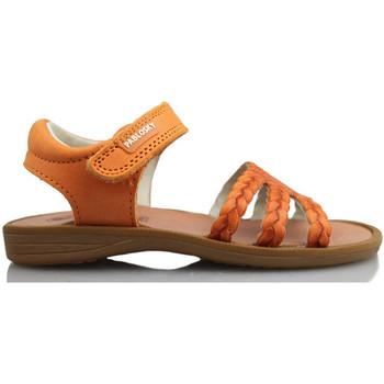 Chaussures Fille Sandales et Nu-pieds Pablosky OLIMPO FILLE SANDALE ORANGE