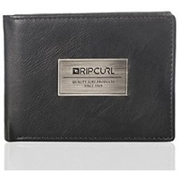 Sacs Homme Portefeuilles Rip Curl CARTERA RIP CRUL HEAVY METAL PU ALL DAY BWUFB3 NEGRO