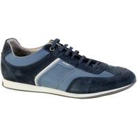 Chaussures Homme Baskets mode Geox Basket  U Clemet Bleu