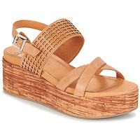 Chaussures Femme Sandales et Nu-pieds Un Matin d'Ete DAO Marron