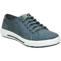 Chaussures Homme Baskets basses Skechers 64935-NVY BLEU