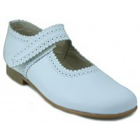 Chaussures Fille Baskets basses Rizitos MERCEDES BLANC