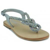 Chaussures Femme Sandales et Nu-pieds Oca Loca OCA LOCA esclave sandale ARGENT
