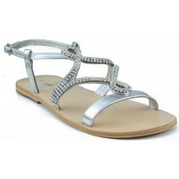 Chaussures Femme Sandales et Nu-pieds Oca Loca OCA LOCA STRASS GRIS