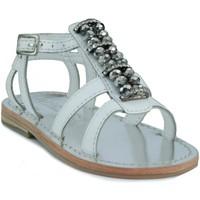 Chaussures Enfant Sandales et Nu-pieds Oca Loca OCA LOCA STRASS BLANC