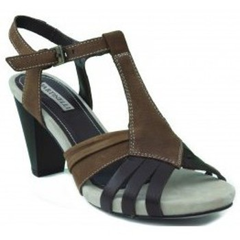 Chaussures Femme Sandales et Nu-pieds Martinelli Heel Sandal BRUN