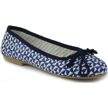 Ballerines / babies Oca Loca Shoes OCA LOCA RAFIA