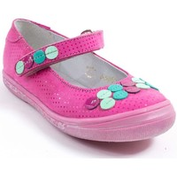 Chaussures Fille Ballerines / babies Le Loup Blanc Ballerines cuir HOSANA rose