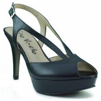 Chaussures Femme Escarpins Gino Vaello ALSKA IRIS NOIR