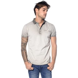 Vêtements Homme T-shirts & Polos Deeluxe Polo Delight gris