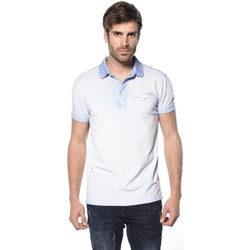 Vêtements Homme T-shirts & Polos Deeluxe Polo Delight bleuciel