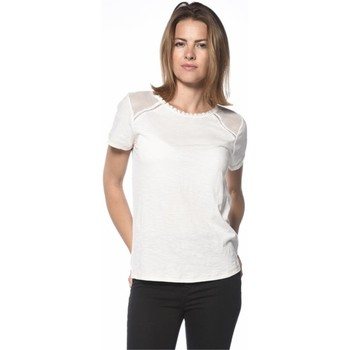 Vêtements Femme T-shirts & Polos Deeluxe T-shirt Cleo blanccasse