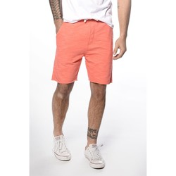 Vêtements Homme Shorts / Bermudas Deeluxe Short en molleton Stark orange