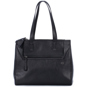 Sacs Femme Cabas / Sacs shopping Piquadro SHOPPING BAG NERO Nero