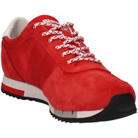 Chaussures Homme Baskets basses Blauer 8SQUINCY01/NYL Sneakers Homme rouge