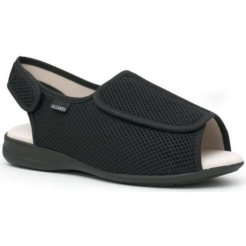 Chaussures Mules Calzamedi Chaussures  confortable e BLACK