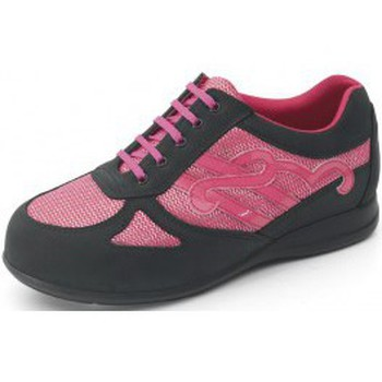 Chaussures Femme Baskets basses Calzamedi baskets orthopédiques ROSE