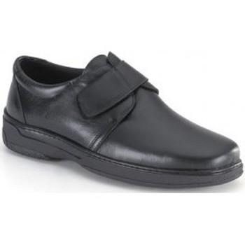 Chaussures Homme Derbies Calzamedi La chaussure du pied diabétique NOIR