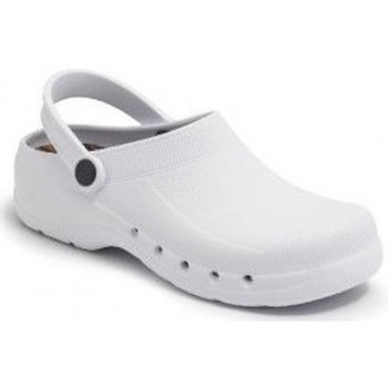 Chaussures Mules Calzamedi Sabot unisexe  confortable pvc anatomique BLANC