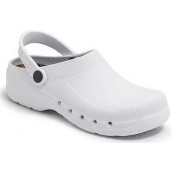 Chaussures Mules Calzamedi Sabot e  confortable pvc anatomique BLANC