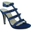 Chaussures Femme Sandales et Nu-pieds Marian Talons  parti BLEU