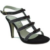 Chaussures Femme Sandales et Nu-pieds Marian Talons  parti BRUN