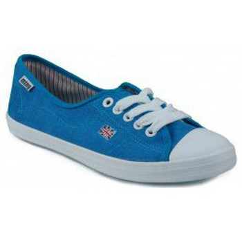 Chaussures Femme Baskets basses MTNG MUSTANG CANVAS CELESTE