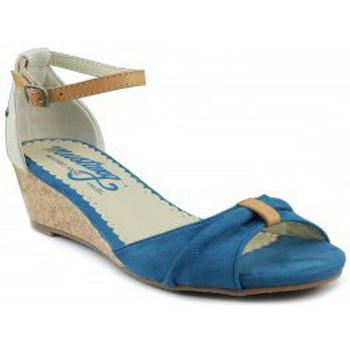 Chaussures Femme Sandales et Nu-pieds MTNG MUSTANG LONTA BLEU