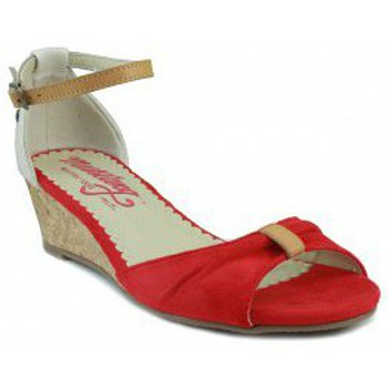 Chaussures Femme Sandales et Nu-pieds MTNG MUSTANG LONTA ROUGE