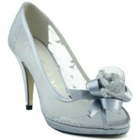 Chaussures Femme Escarpins Marian chaussure confortable partie transparente GRIS
