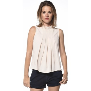 Vêtements Femme Tops / Blouses Deeluxe Top Mary roseclair