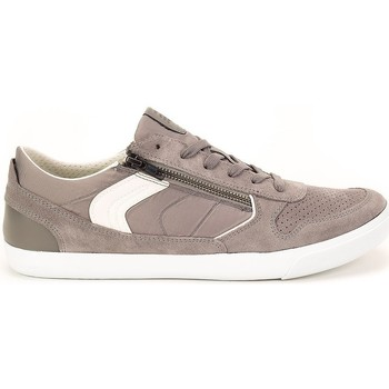 Chaussures Homme Baskets basses Geox Box Gris