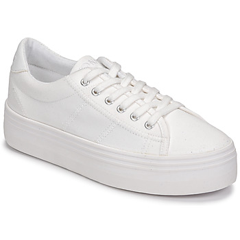 best sneakers 28deb bddb4 Chaussures Femme Baskets basses No Name PLATO SNEAKER Blanc
