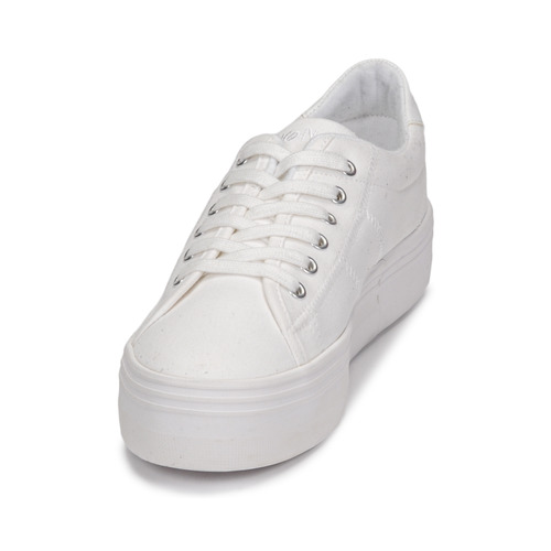Plato Name Baskets Sneaker Blanc No Femme Basses CxBWedor