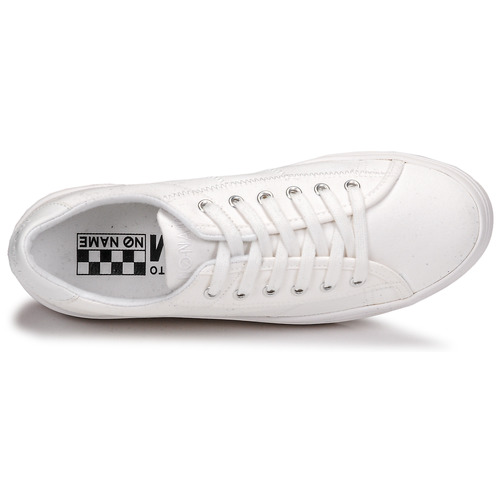 Femme Baskets Blanc No Basses Plato Name Sneaker deCrxoB