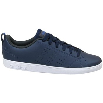 Chaussures Homme Baskets basses adidas Originals VS Advantage CL K Bleu marine