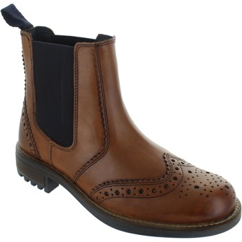 Chaussures Homme Boots Cotswold Cirencester marron